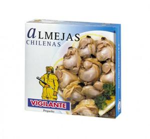 Almejas Chiliennes «Vigilante»