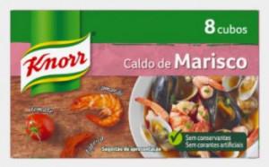 Knorr Bouillon cubes de fruits de mer