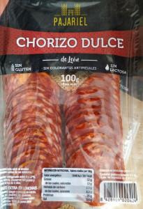 Pochette Chorizo dulce Pajariel