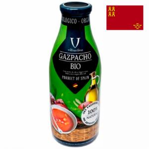 Gazpacho tomates BIO