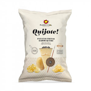 Chips QUIJOTE Saveurs au fromage