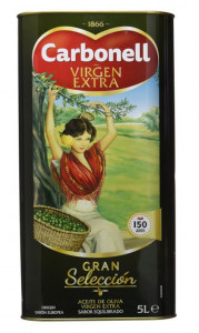 Huile d'olive Vierge Extra Carbonell