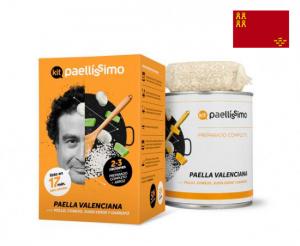 Kit Paellissimo Paella Valenciana