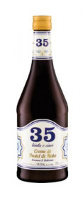 Licor 35 Crème de Pastel Nata