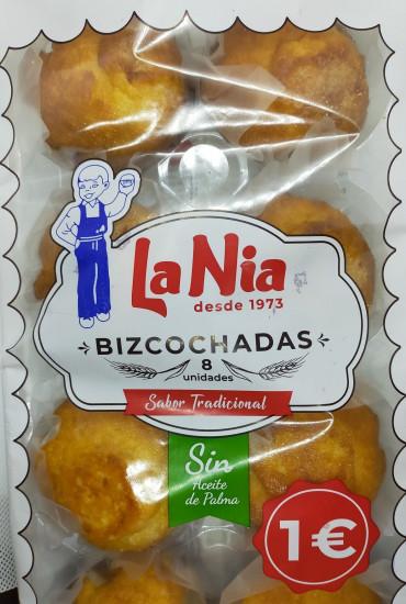Madeleines «Bizcochadas» LA NIA