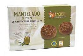 Mantecados à l'huile d'olive