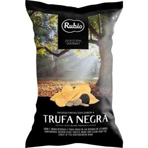 Chips Premium à la Truffe Noire «RUBIO»