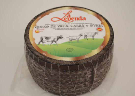 Fromage Iberico 970g 3 Laits  «La Leyenda»