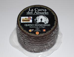 Fromage IGP Manchego env. 0.950Kg. «Cueva del Abuelo» Réserve