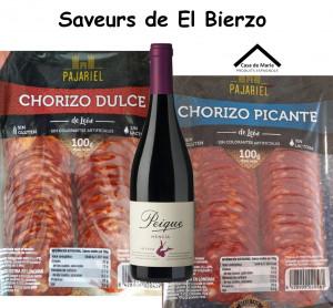 Saveurs de El Bierzo