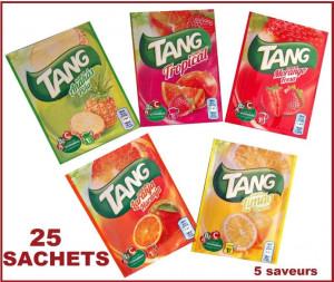 TANG 5 Saveurs