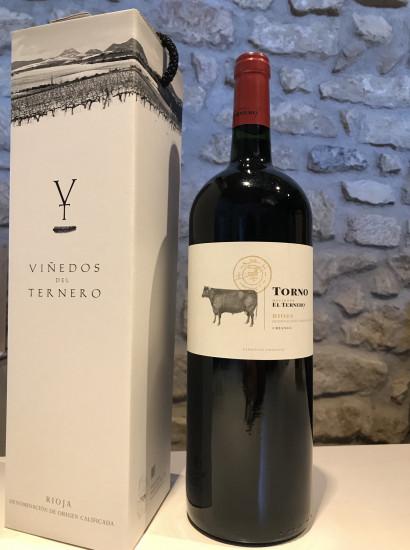Vin Hacienda El Ternero Torno Magnum