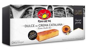 Turron à la crème Catalane