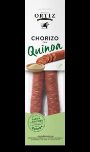 Chorizo au quinoa