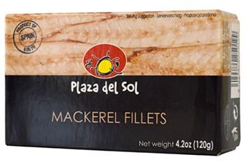 Filets de Maquereaux à l'huile d'olive