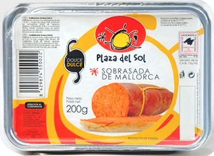 Sobrasada Douce IGP Mallorca