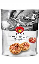 Pains grillés tomate et origan
