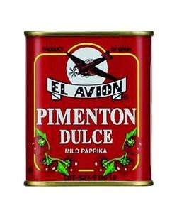 Pimenton Dulce