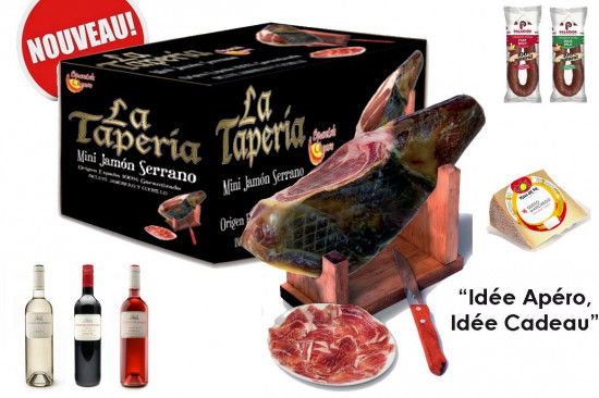 Lot Apéritif Espagnol