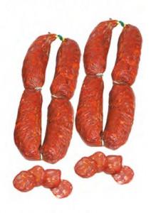 Chorizo doux Cantimpalo à cuisiner