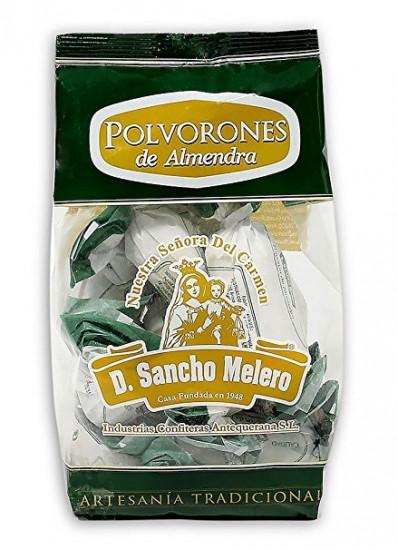 Polvorones aux amandes D.Sancho Melero