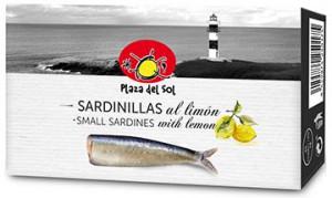 Petites Sardines au Citron