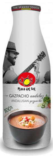 Gazpacho Andalus Plaza del Sol