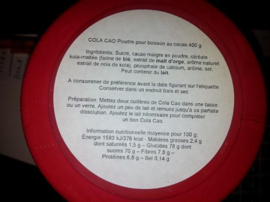 Cola Cao Original