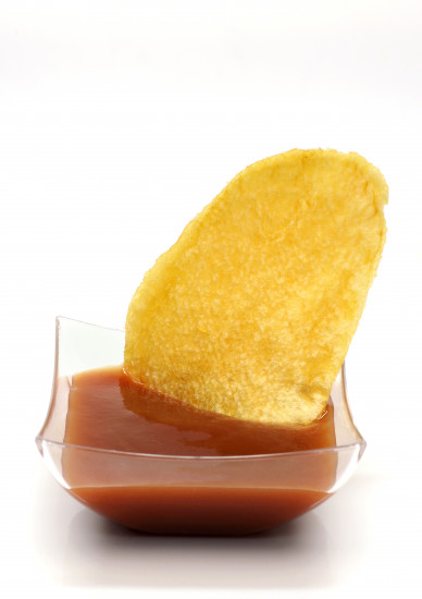 Chips Tradition et ses sauces