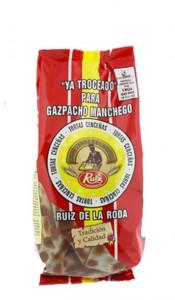 Torta pour Gazpacho Manchego