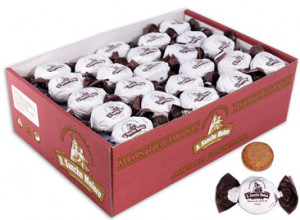 Mantecados au double chocolat D.Sancho Melero