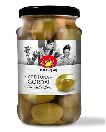 Olives Vertes Géantes «Gordal»