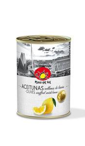 Olives Farcies au Citron