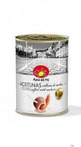 Olives Farcies à l'anchois