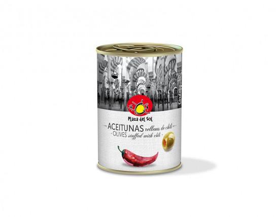 Olives Farcies au Piment