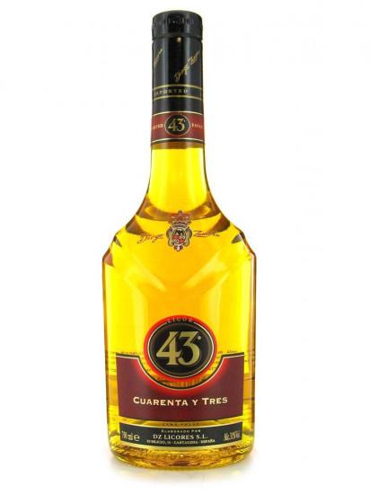 Liqueur «43»