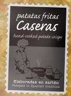 Chips Espagnoles Sachet 150g